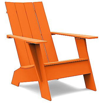 Sunset Orange / Flat Seat Back