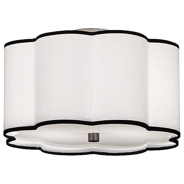 Axis Small Flushmount Ceiling Light