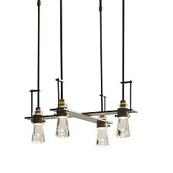 Erlenmeyer 4 Light Pendant Light