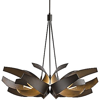 Shown in Bronze finish / Large size / Standard Length
