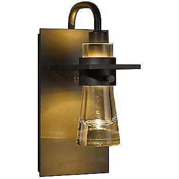 Gold Bubble Glass color / Coastel Black finish