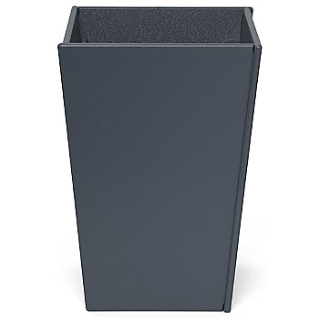 Shown in Charcoal Grey, 11gallon