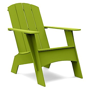 Leaf Green / Curve Seat Back