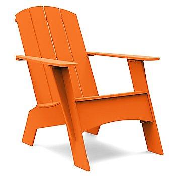Sunset Orange / Curve Seat Back