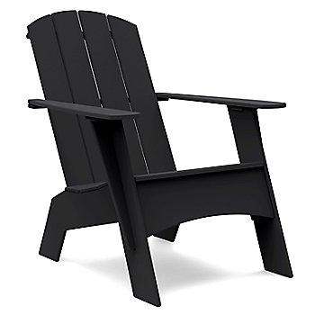 Black / Curve Seat Back