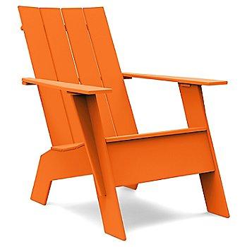 Sunset Orange / Flat Seat Back