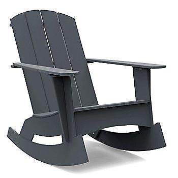 Charcoal Grey / Curve Seat Back