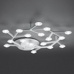 LED Net Circle Ceiling Light