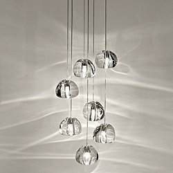 Mizu 7-Light Pendant Light