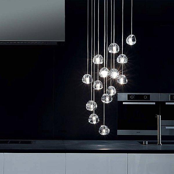 Mizu 7-Light Pendant Light