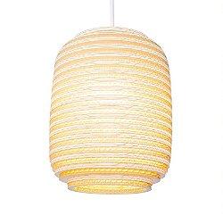 Ausi Scraplight Natural Pendant Light