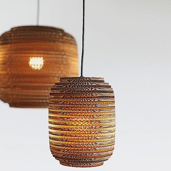 Ausi Scraplight Pendant Light