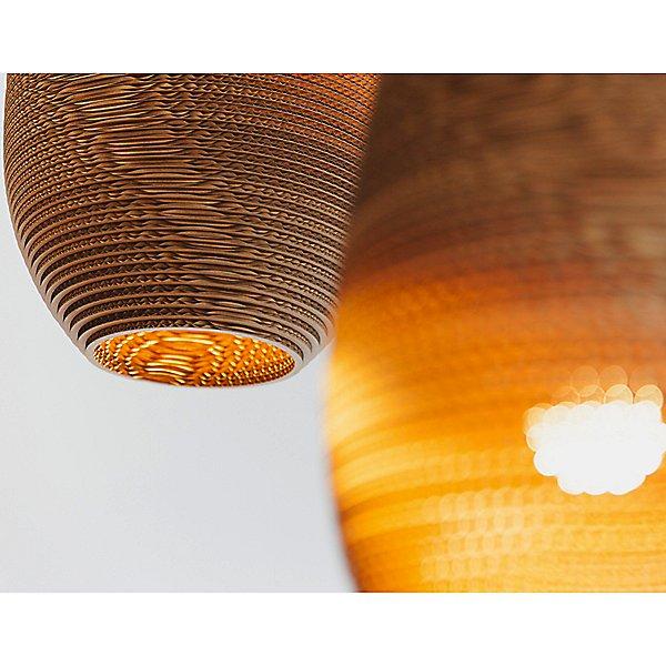 Drop Scraplight Pendant Light