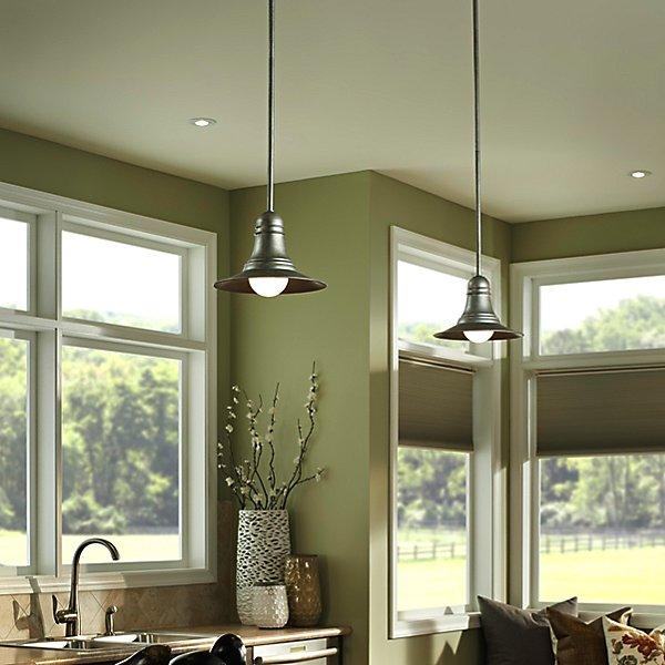 Urban Renewal Mini Pendant Light