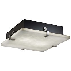 Clouds Clips Square Ceiling/Wall Light