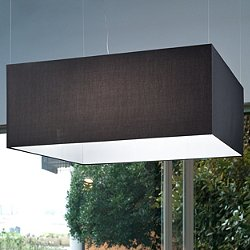 Tessuti Square Pendant Light