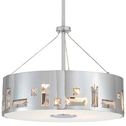 Bling Bang 4-Light Pendant Light