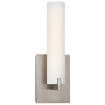 Brushed Nickel, illuminated