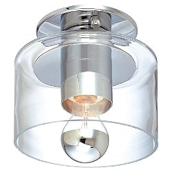 Transparence Surface Mount Ceiling Light - OPEN BOX RETURN