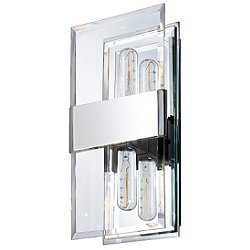 Mercer Street Double Wall Sconce