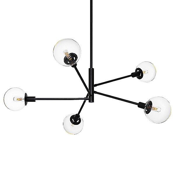 Orb 5-Light Pendant Light