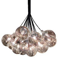 Orb 19-Light Cluster Pendant Light