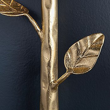 Gold Leaf finish / Detail view