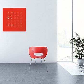 Red Pepper Powder Coated Steel / English