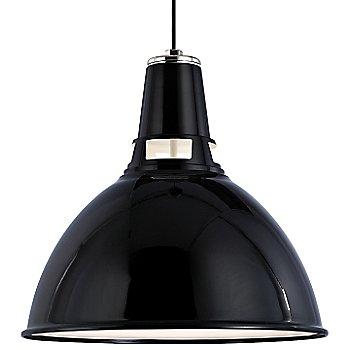 Black Polished Nickel finish / Small size