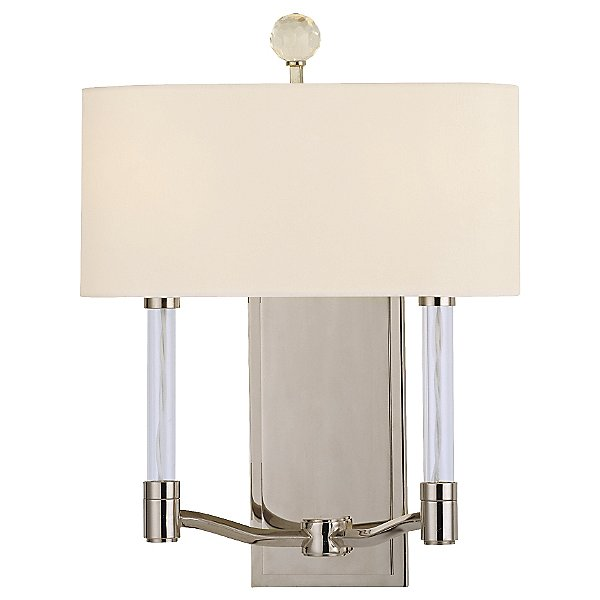 Waterloo Two Light Wall Sconce