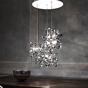 Stainless Steel finish / illuminated  / in use