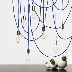 SoCo Modern Socket Pendant Light