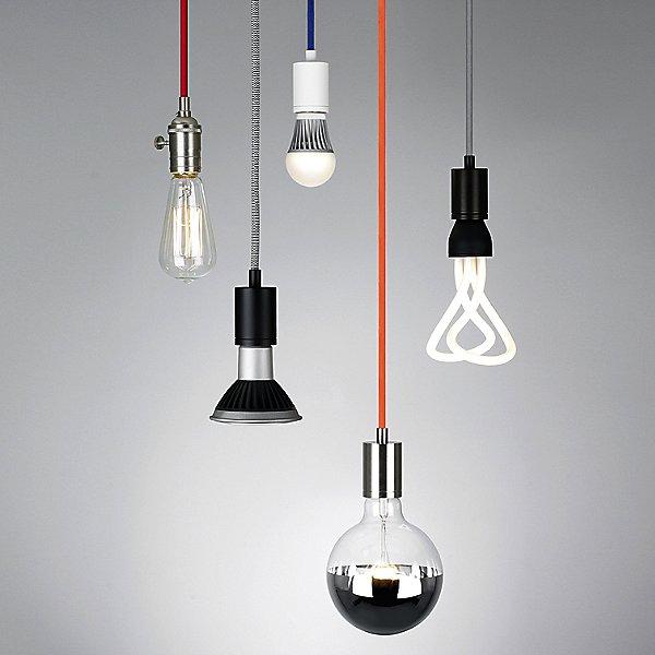 SoCo Modern Socket Pendant Light