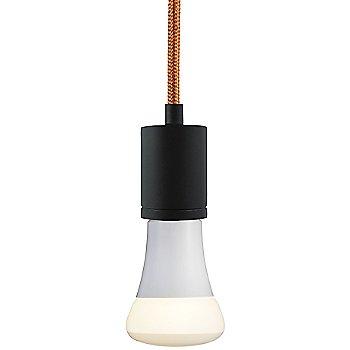 Copper cord color / Black finish