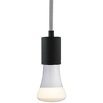 Gray cord color / Black finish