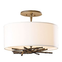 Brindille Semi-Flush Mount Ceiling Light