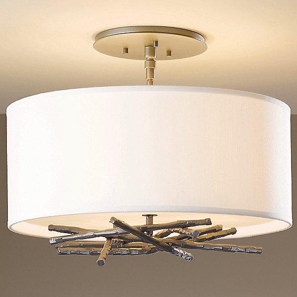 Brindille Semi-Flush Mount Ceiling Light