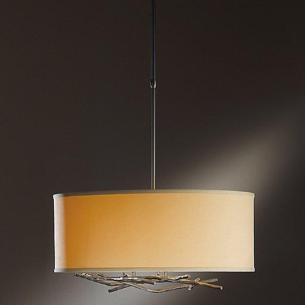 Brindille Drum Pendant Light