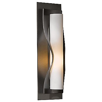 Shown in Opal shade color, Burnished Steel finish
