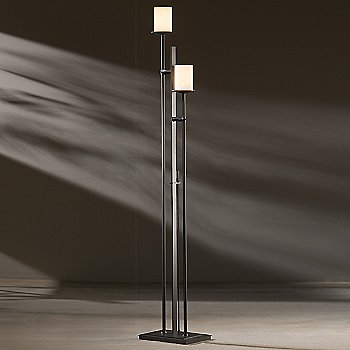 Rook 2 Light Floor Lamp