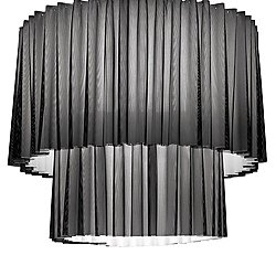 Skirt Two-Tier Ceiling Light