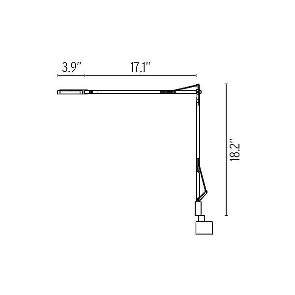 Kelvin LED Wall Lamp