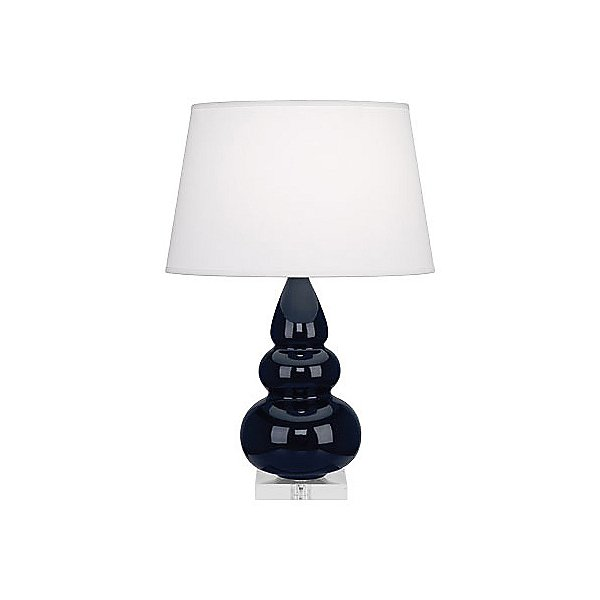 Small Triple Gourd Table Lamp