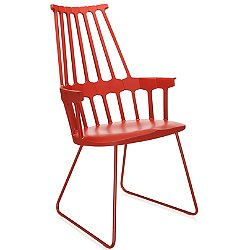 Comback Chair, Sled Base