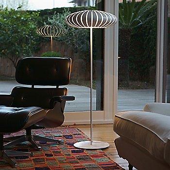 Maranga P 67 Inch Floor Lamp / in use