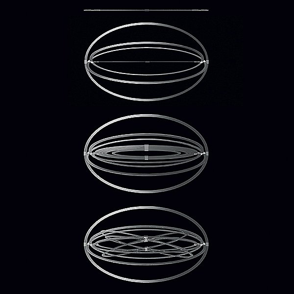 Copernico Suspension Light