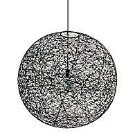 Random II Light by Moooi (Black/Medium/LED)-OPEN BOX RETURN