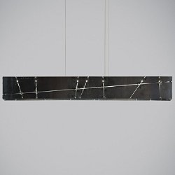 Crossroads Line Voltage Linear Suspension Light