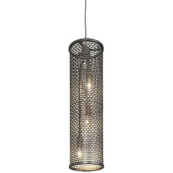 Lit-Mesh Test Pendant Light