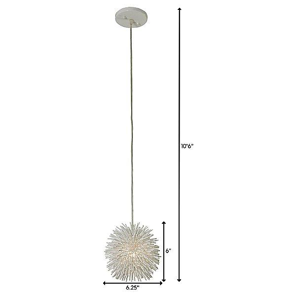 Urchin Uber Mini Pendant Light